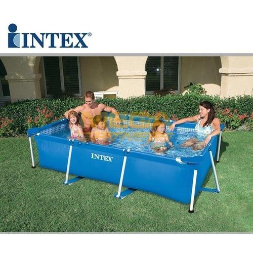 Intex frame pool 220 x 150 cm intex for Intex pool 150 cm tief