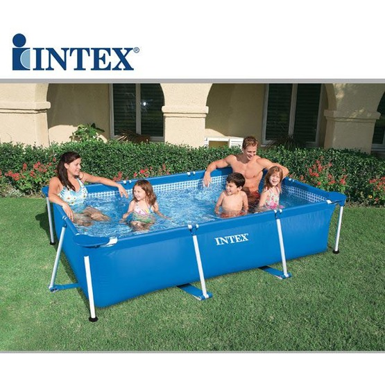 Liner per piscina metal 450 x 220 cm for Intex piscine ricambi