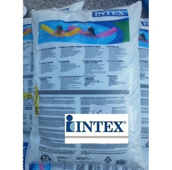 50008 Intex Glass Filter Media 25 Kg Bag