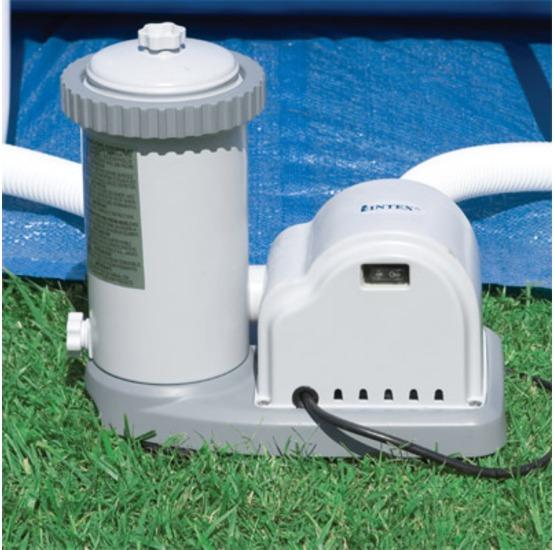 Pompa filtro per piscine intex da 549 cm con timer - Filtri per piscine ...