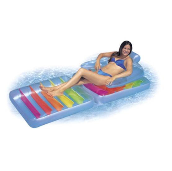 Materasso poltrona 203 x 94 - Materassini per piscina ...