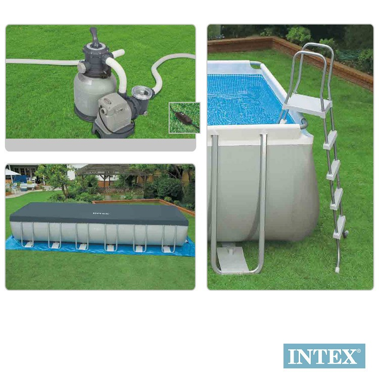 Piscine intex offerte e risparmia su ondausu for Offerte piscine intex