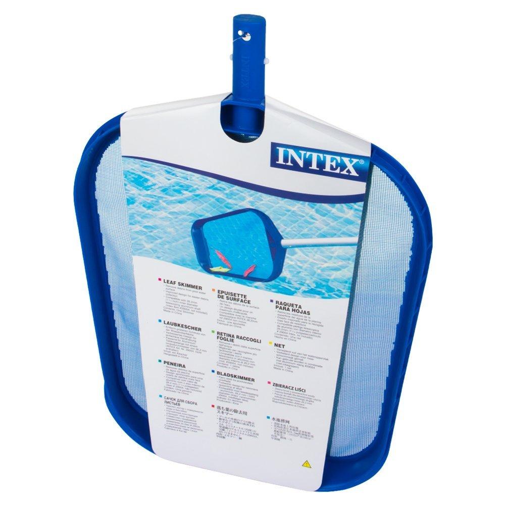 Intex retino di ricambio pulizia superficie piscine for Prodotti intex
