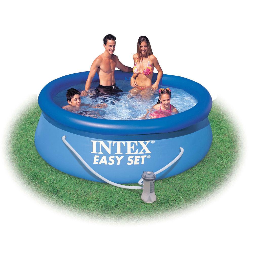 Piscine intex offerte e risparmia su ondausu - Offerte piscine intex ...